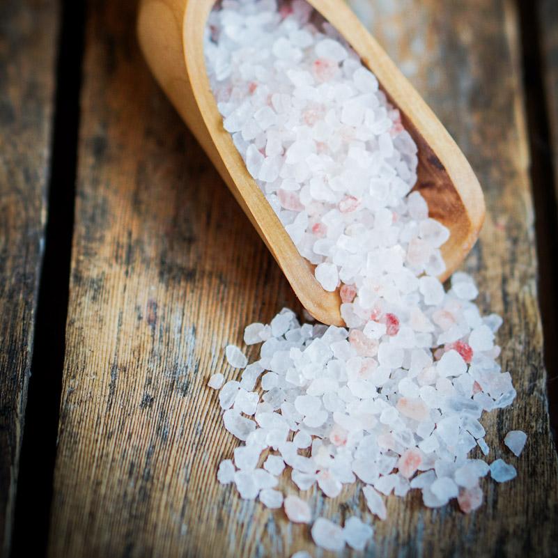 Escamas de sal
