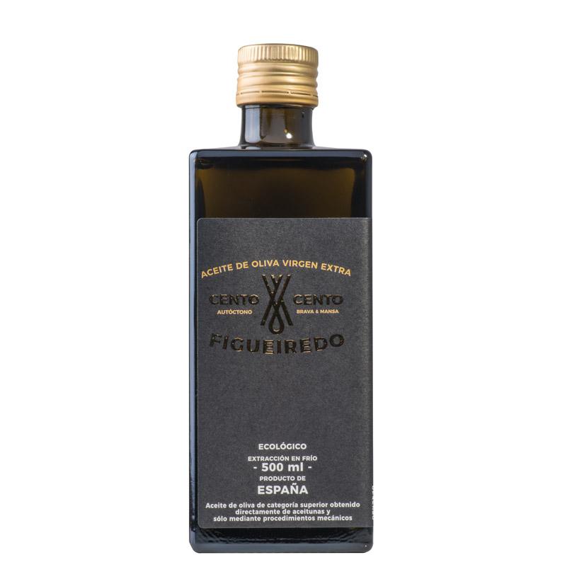 Aceite de oliva virgen extra Figueiredo 500ml.