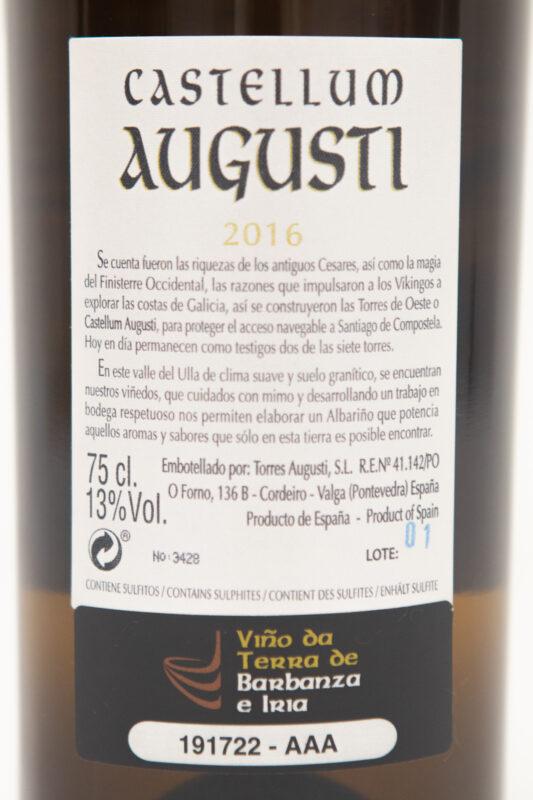 Vino-Blanco-Castellum-Augusti-descripción