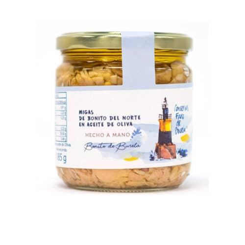 Migas-de-bonito-del-Norte-de-Burela-en-aceite-de-oliva---FARO-BURELA